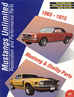 1992 Mustangs Unlimited Cover